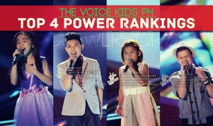 The Voice Kids PH Top 4 Power Rankings, Darren Espanto, Lyca Gairanod, Juan Karlos Labajo, Darlene Vibares