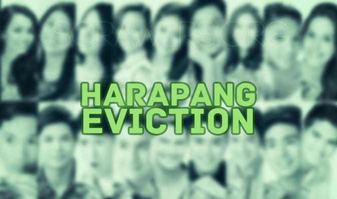 harapang eviction
