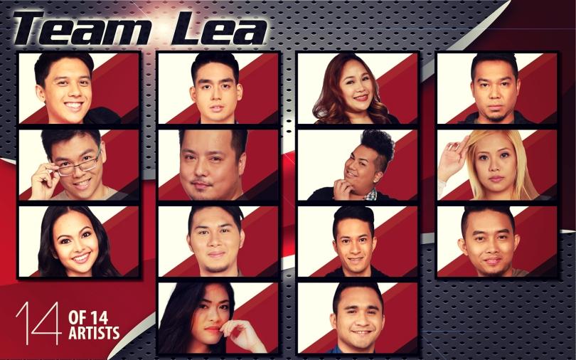 Team Lea chart | SCRAWLRS