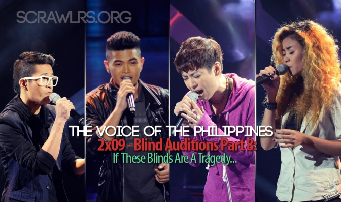 The Voice PH — 2×09 — The Blind Auditions Part 9: If These Blinds Are A Tragedy…