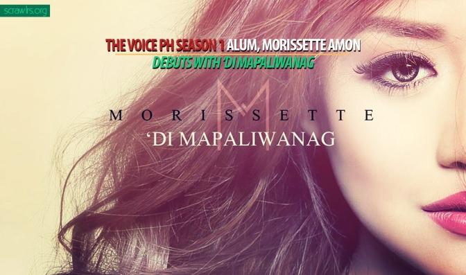 The Voice PH Season 1 Alum Morissette Amon Debuts With'Di Mapaliwanag