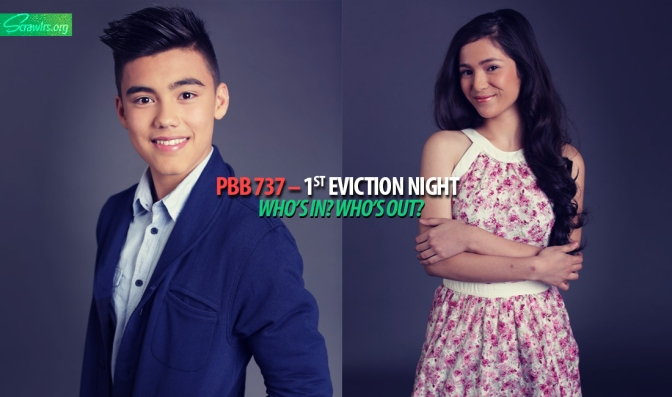 PBB 737 — 1st Eviction Night: Barbie vs. Bailey – Who's In, Who's Out?