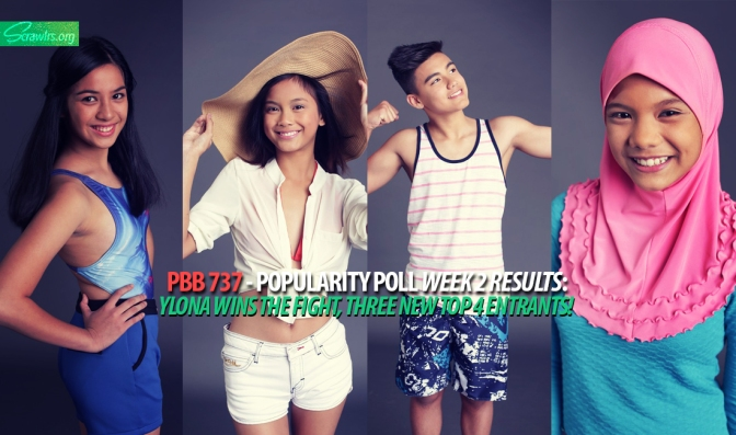 Pinoy Big Brother, PBB, PBB737, 737, Housemates, Popularity Poll, Ryan Bacalla, Bailey May, Jimboy Martin, Aila Antopina, Kamille Filoteo, Barbie Imperial, Kenzo Gutierrez, Kyle Secades, Zonia Mejia, Franco Rodriguez, Ylona Garcia, Enchong Dee, Popularity Poll, Poll Results, favorite