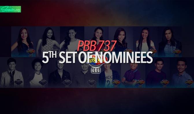 PBB 737 — Regulars' 5th Nomination Night (Full List of Nominees + Winner of LigTask Challenge)