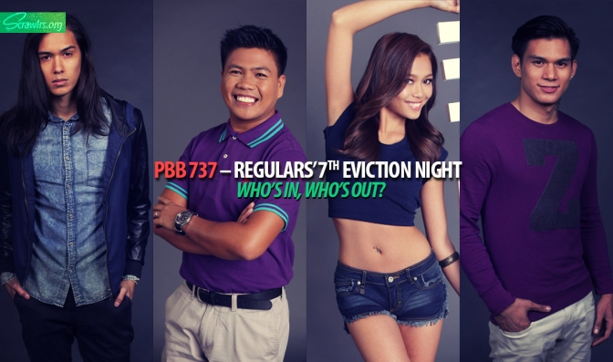 PBB 737 — Regulars' 7th Eviction Night: Who Joins Dawn In The Regular Big 4?