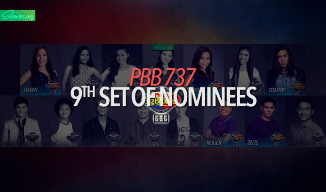 PBB 737 — Regulars' 9th Nomination Night (Who Won The Big Jump To The Big Night Challenge + Full List of Nominees)